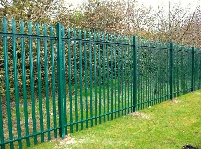 Price of palisade Fencing